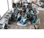 Cornely A3 , L , LG , L3 , LT , N , FD , FBN , LG3 Handkurbel Stickmaschinen