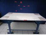 Zuschneidetisch / Stofflegetisch 200cm x 100cm 90cm hoch Artk. 278753