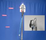 Steamer für hängende Kleidung -  Serdar Mini mit VEIT  Handfinisher Artk. 279056